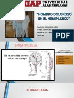 Hombro Doloroso-hemiplejico