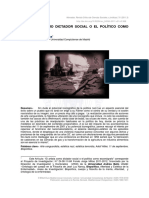 El artista como dictador social o el politico como escenografo.pdf