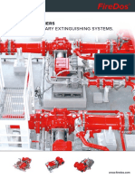 FireDos Brochure Proportioners for Stationary Extinguishing Systems Web