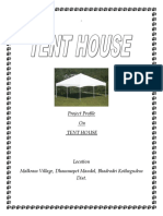 Tent House Project Profile
