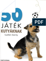 Suellen Dainty - 50 Játék Kutyáknak
