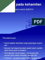 Varices Pada Kehamilan (Dr.ramzi Asrial, SpB(K)v)