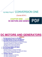 Ppt Dc Motor