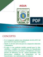 CLASE N_ 03- AGUA