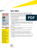 Mini MBA ENG Moscow