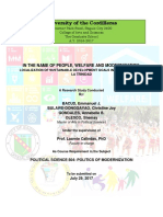 Localization of SDGs in Baguio City and La Trinidad- 2017