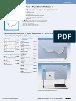 LEP01153_02 Physics Demonstration Experiments – Magnet Board Mechanics 2