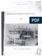 Bridge Design Manual Pdf