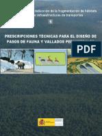 Pre Scrip Paso s Fauna Val Lados