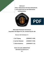 Analisis Jurnal Pemasaran Internasional Kelompok 13