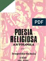 Poesia española contemporanea. Antologia (1939-1964). Poesia religiosa, Alfaguara 1969.pdf