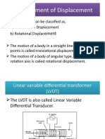 displacement measurement.pptx