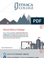 Study Abroad at Ithaca College , Admission Requirements, Courses, Fees