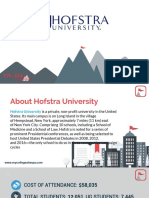 Study Abroad at Hofstra University, Admission Requirements, Courses, Fees