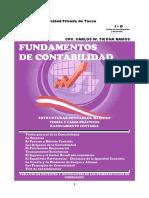 Libro de Fundamentos de Contabilidad - Estructuras Basicas