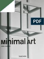 Daniel Marzona Minimal Art Taschen Basic Art