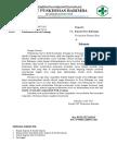 Surat Prokesga