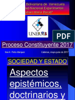 Venezuela - Constituyente 2017 - Unermb - Noé a. Peña Márquez - Propuesta