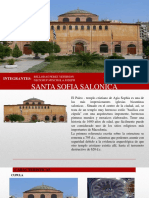 Iglesia Santa Sofia Salonica