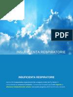 Insuficiența Respiratorie Curs 1