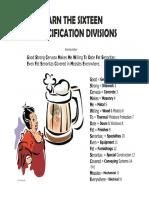 CSI_division (Old) Pneumonic