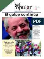 El Popular 393 Órgano de Prensa Oficial del Partido Comunista de Uruguay