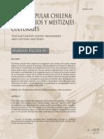 Poesia Popular Chilena