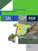 INT-04-31 El Mapa Predictivo de Exposición Al Radón en España