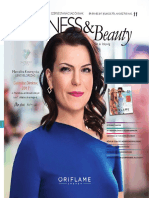 ORIFLAME BUSINESS AND BEAUTY MAGAZIN 11-2017