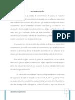 Densidad de Campo - Informe