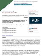 Habilidades Directivas Desde La Percepción de Los Subordinados_ Un Enfoque Relacional Para El Estudio Del Liderazgo