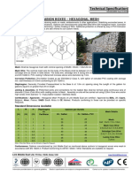 Data Sheet- Gabion Box - English R0 10Feb2013