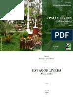 Espacos Livres de Uso Publico Elisangela Medina Benini Org
