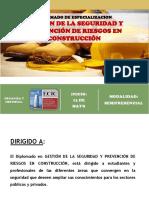 Brochure - Seguridad y Riesgos