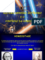 Sistema Nervoso Autnomo e o Controle Da Homeostase 2013