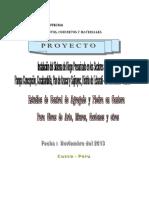 Estudio de Canteras Pispita-Alcusama Baja