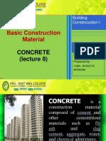 Lec8 Concrete Report