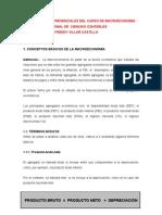 PRIMERA CLASES PRESENCIALES DEL CURSO DE MACROECONOMIA