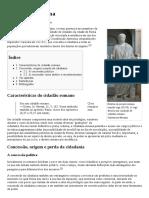 Cidadania Romana
