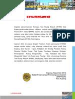 Rtrw Kota Kupang 2016