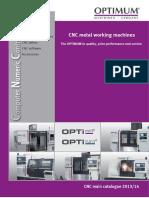 CNC-Katalog 2013 GB