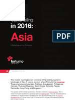 Carrier Billing in Asia 2016 Market Report by Fortumo1