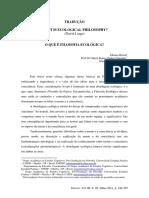 o que é filosofia ecologica.pdf