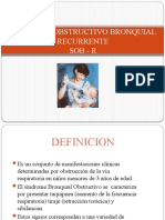 Sindrome Bronquial Obstructivo Recurrente Katherine