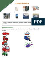 Transport - WORKSHEETS.docx