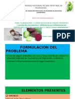 Proyectos Agroindustriales i