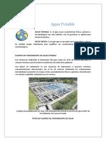 Proceso de Potabilizacion de Agua1