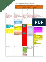 Cronograma III Corte Evaluativo- Crban- 2017- II s - Secundaria - 10 Mo c