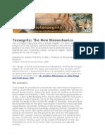 Tensegrity the New Biomechanics
