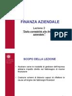 finanza aziendale lezione 2